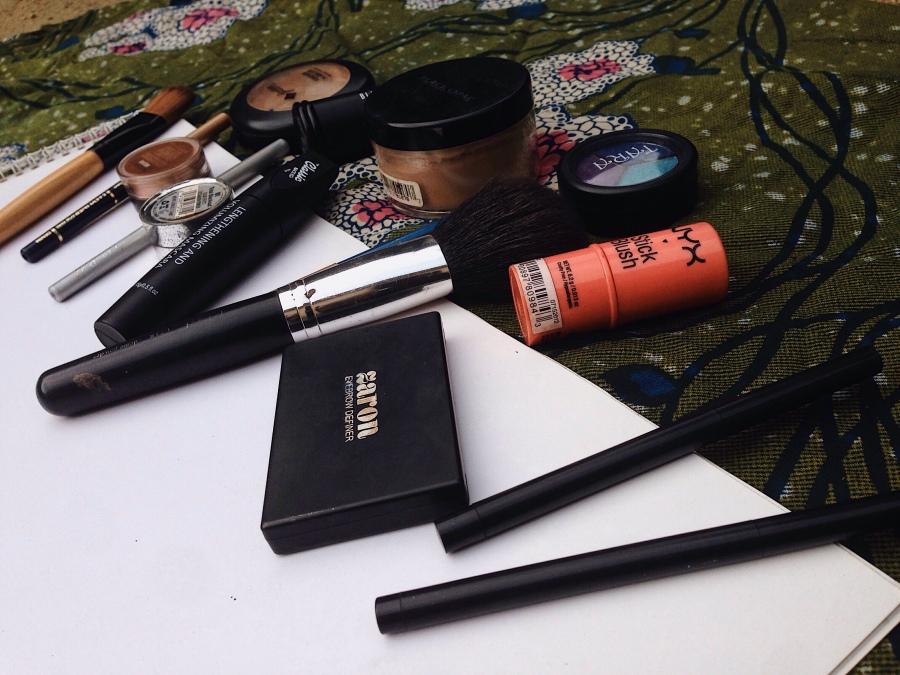 Makeup-on-a-budget